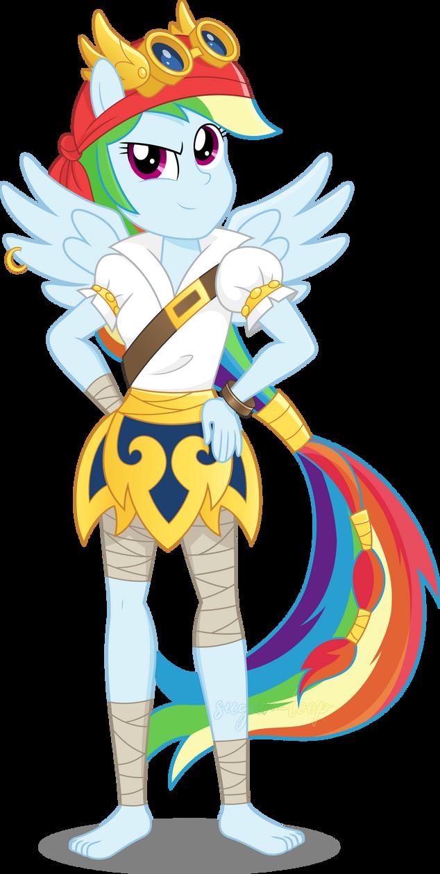 EQP - Rainbow Dash