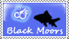 Stamp: Black Moor by Lady-Redemption
