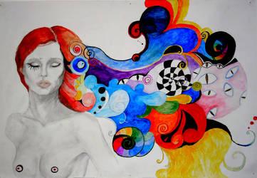 Sea of possibilities by Elwen22