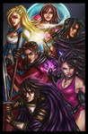 Eon Comic  Cover