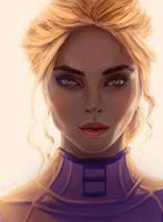 Olivia by ArtOfRivana