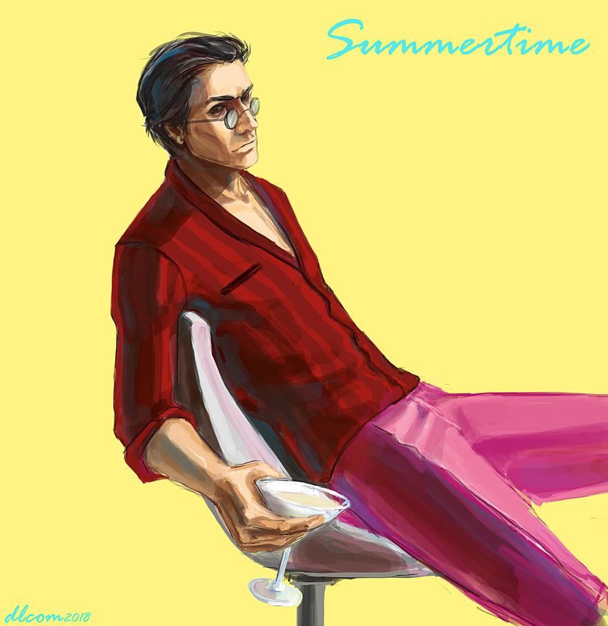 Summertime by dashaam