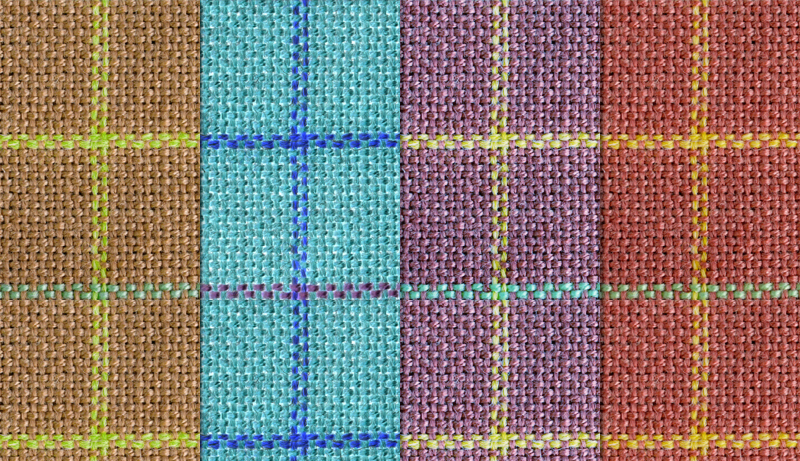 4 Tileable Fabric Texture