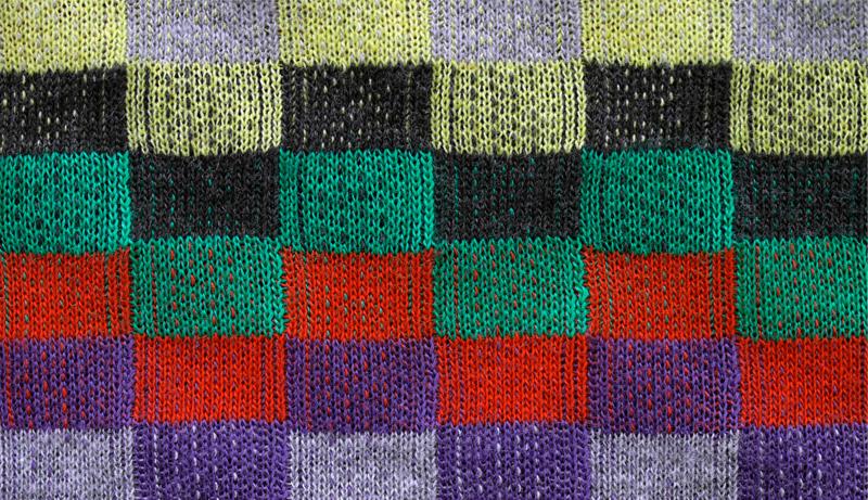 5 Square Fabric Textures