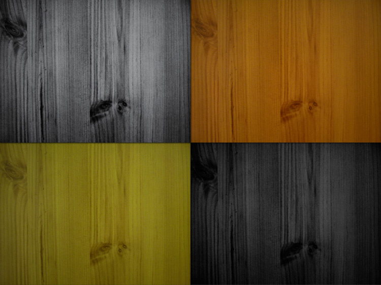 Wood Texture with 4 Colors by elemis