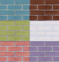 15 Tileable Brick Textures by elemis