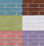15 Tileable Brick Textures
