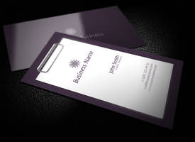Business Card II by elemis
