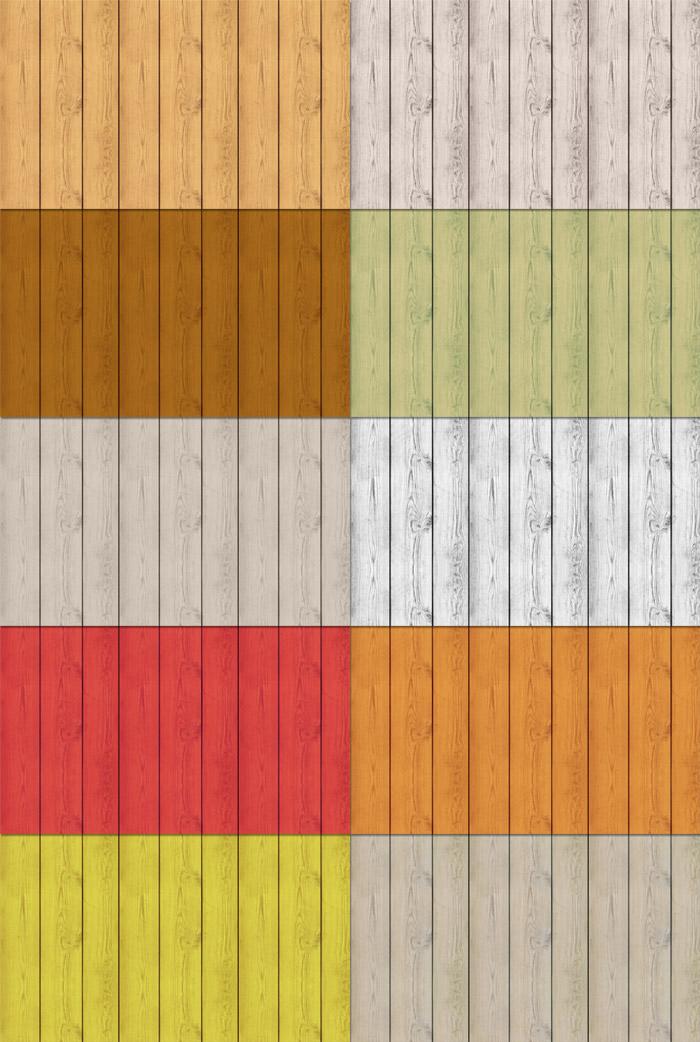 10 Tileable Wood Textures