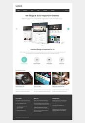 Seabird Free Homepage PSD by elemis