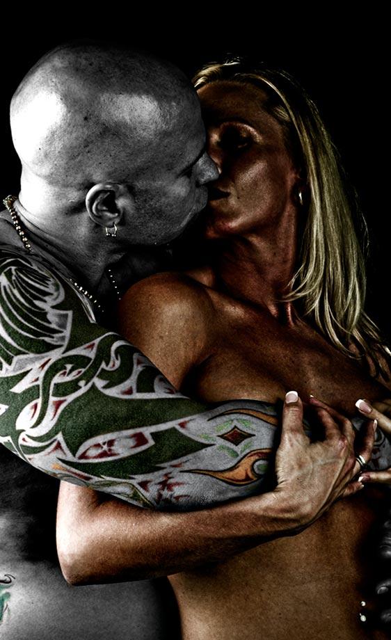 Tattoo skinned