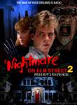 My 'Nightmare on Elm Street 2 Poster'