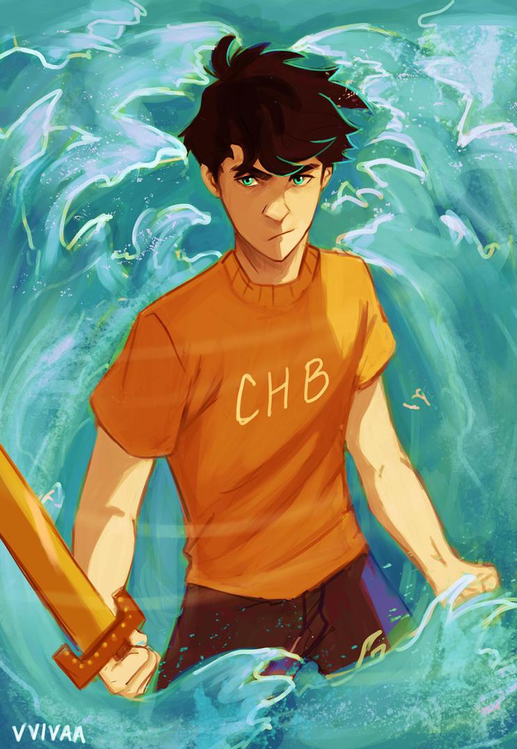 Son of Poseidon by vvivaa on DeviantArt