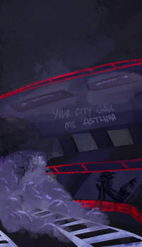 Your city gave me asthma