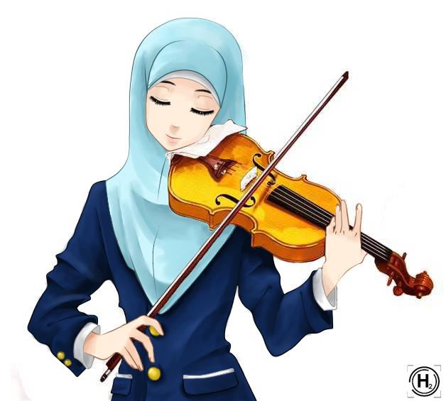 More Anime Muslimah Picz 4 N !!
