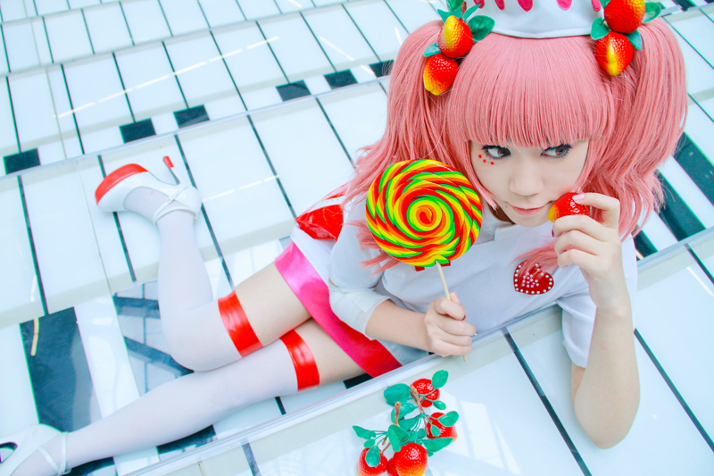 Pop'n music 8 -milk by Sakina666