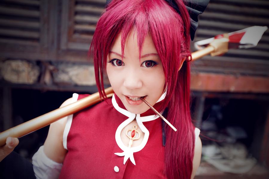 Sakura Kyouko by Sakina666