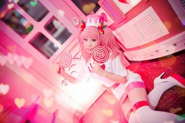 pop'n'music 8 -love love suger by Sakina666