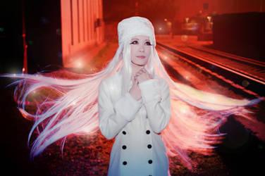 FATE ZERO-Irisviel von Einzbern by Sakina666