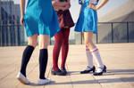 Neon Genesis Evangelion - After school