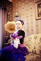 Sound Horizon-Roman Violet HIME by Sakina666