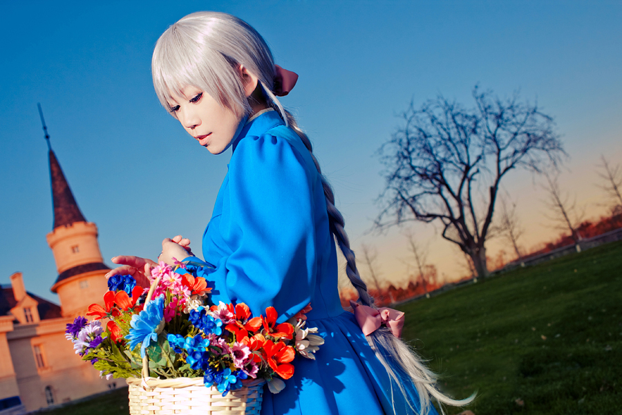Howl's Moving Castle - With me by Sakina666 on deviantART
