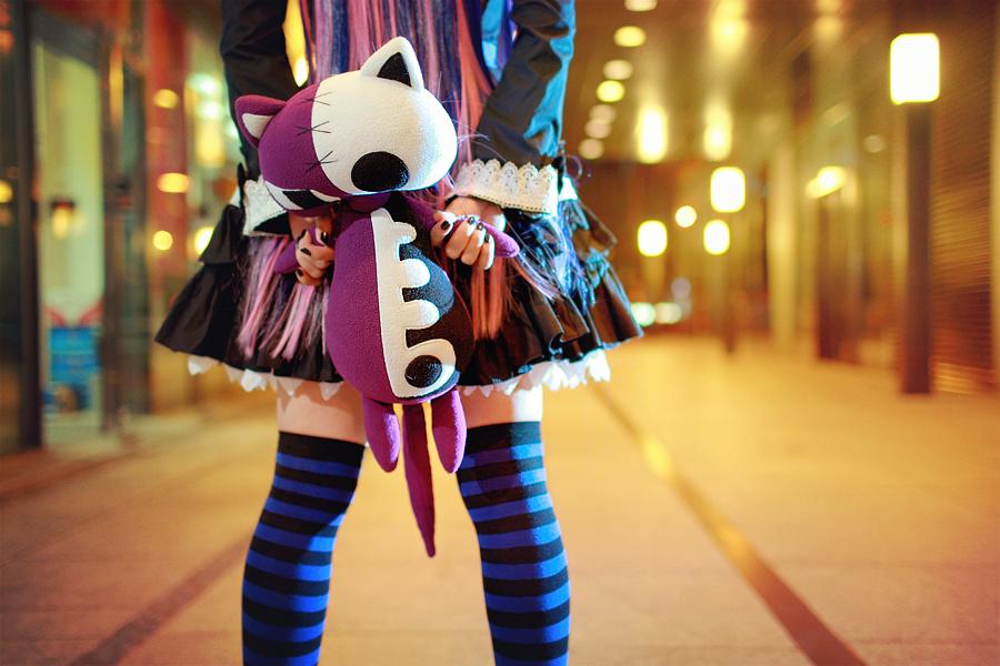 Panty Stocking with Garterbelt - Honekoneko by Sakina666
