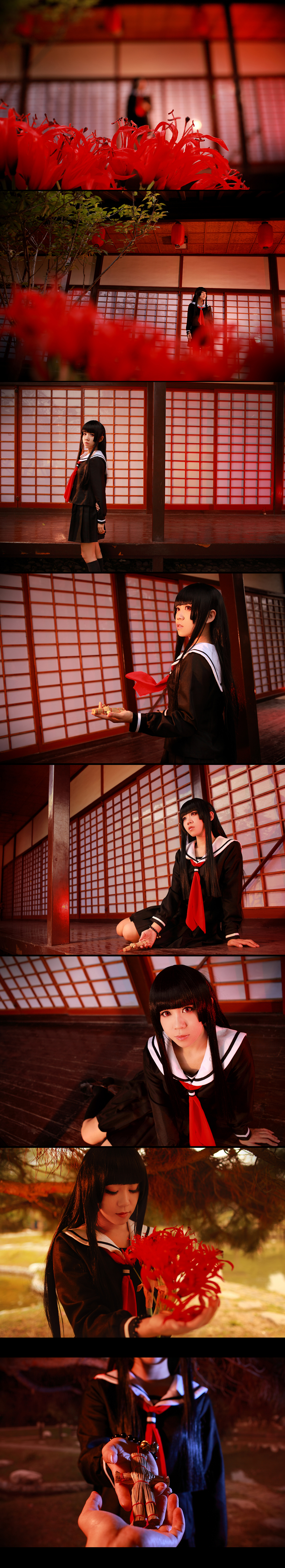 Hell Girl - higan bana by Sakina666