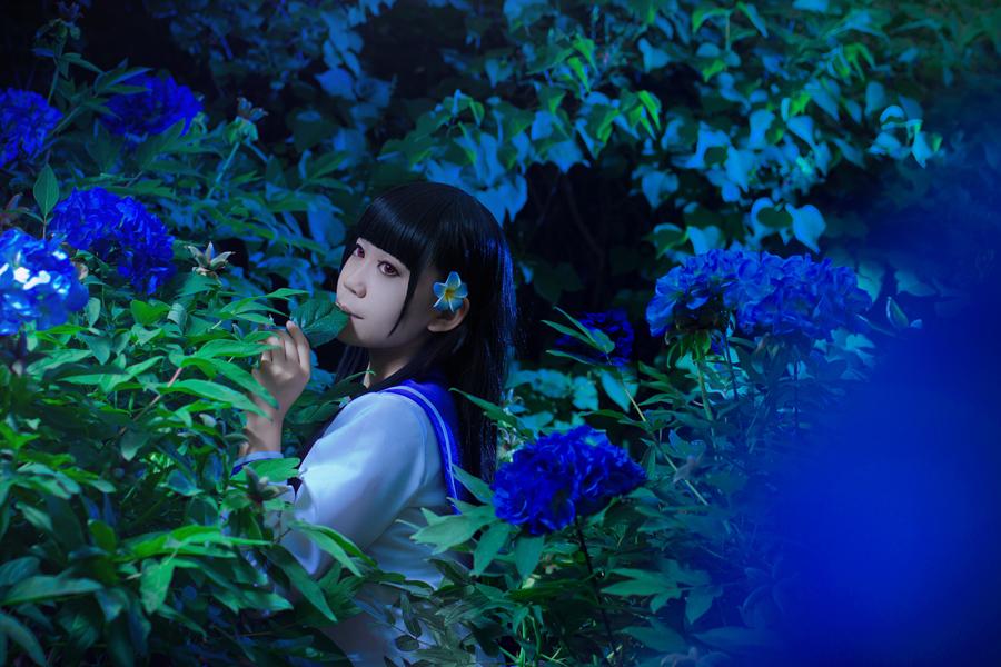 Sankarea - Zombie girl by Sakina666