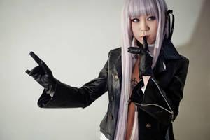 Danganronpa - Kiyouko Kirigiri 01 by Sakina666