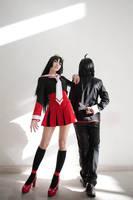 Ningen Series - Relations with Izumu Nionomiya by Sakina666