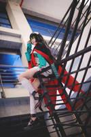 Zaregoto Series -  Niounomiya Rizumu 01 by Sakina666