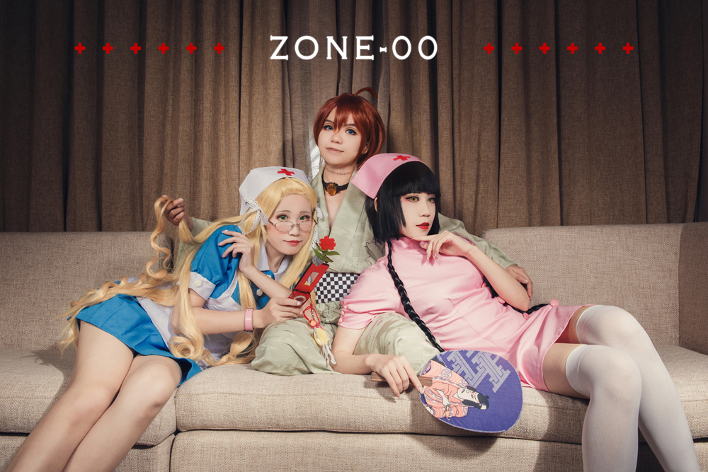 ZONE-00 02 by Sakina666
