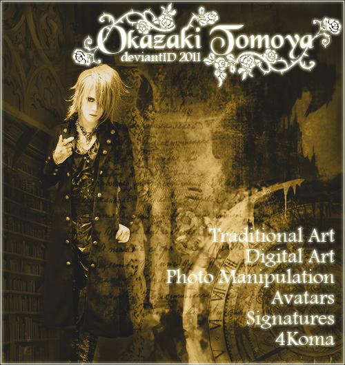 Okazaki-Tomoya's Profile Picture