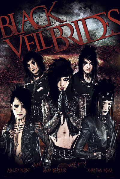 Black Veil Brides Wallpaper for PC | Full HD Pictures