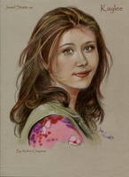 Kaylee - Jewel Staite,  Firefly by TheDoThatGirl