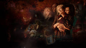 Adam and  Eve ~ Only Lovers Left Alive