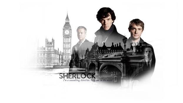 Sherlock Season  1 Wallpaper