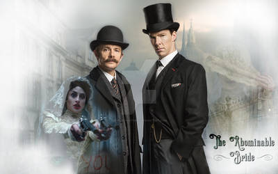 Sherlock-  Abominable Bride  Wallpaper