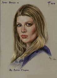 Tara - Buffy the Vampire Slayer by TheDoThatGirl