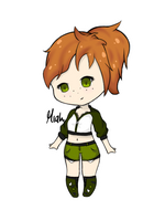 [P] - Sticker for Owltine by MiahLani