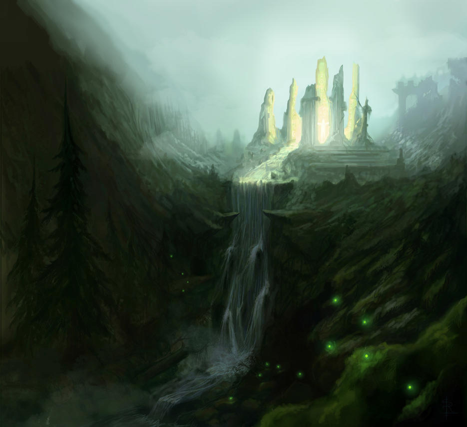 Place of Power by rlandvatter