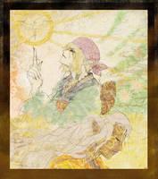 Mononoke by Lizeth