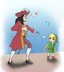 Pirates by Lizeth