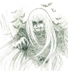 Alucard scrap by Lizeth