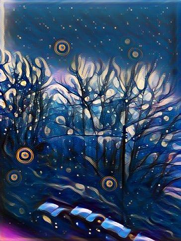 Nocturne by luznera
