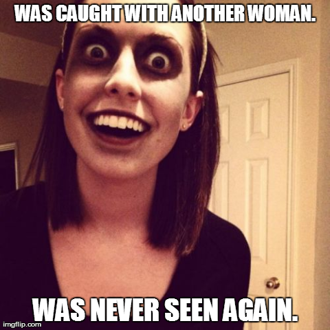 zombie_overly_attached_girlfriend_meme_by_cpstuck d7fn76e zombie overly attached girlfriend meme by cpstuck on deviantart