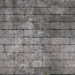 Seamless Brick Rock Wall Difuse