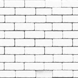 Seamless Brick Rock Wall AO