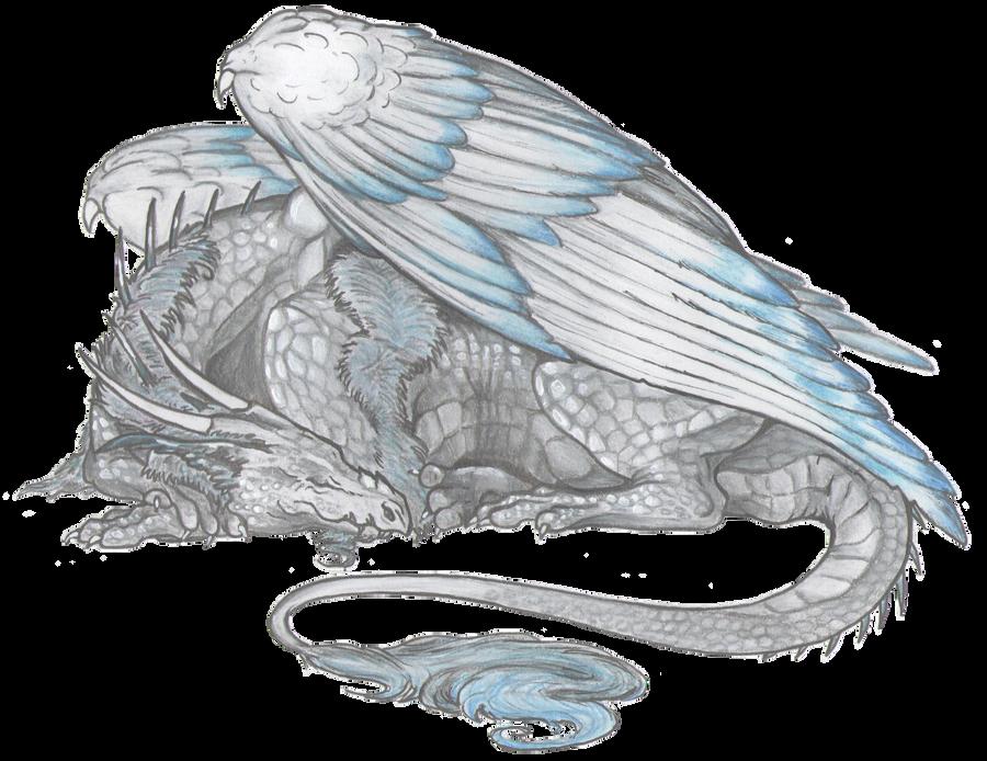 My Sleepy Dragon By Eleestel On Deviantart